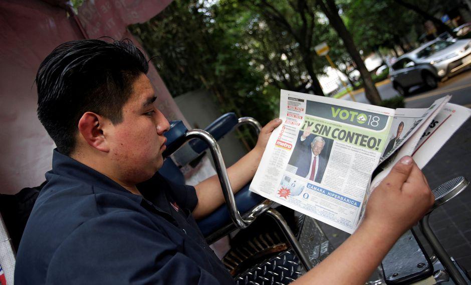 AMLO ganó las elecciones en México. (Foto: Reuters)
