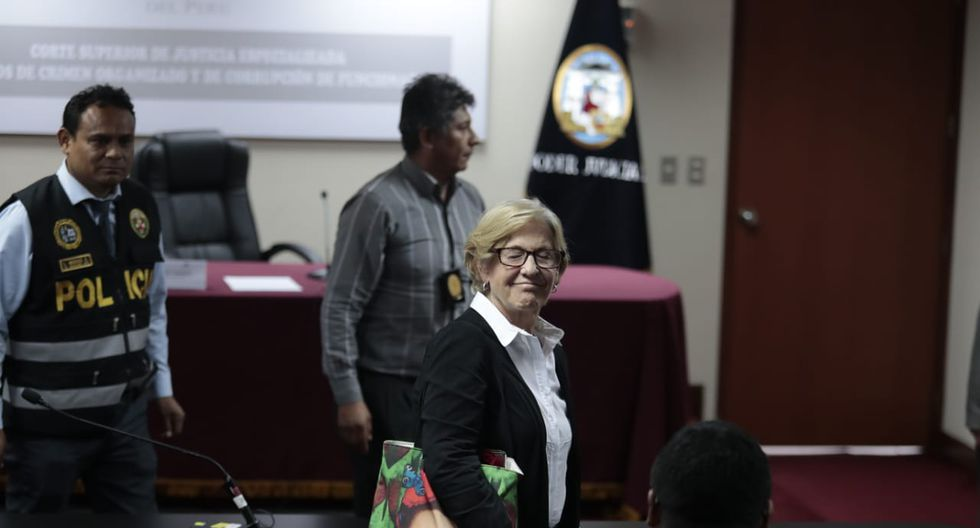 La ex alcaldesa Susana Villarán cumplirá 18 meses de prisión preventiva. (Foto: Hugo Pérez / GEC)