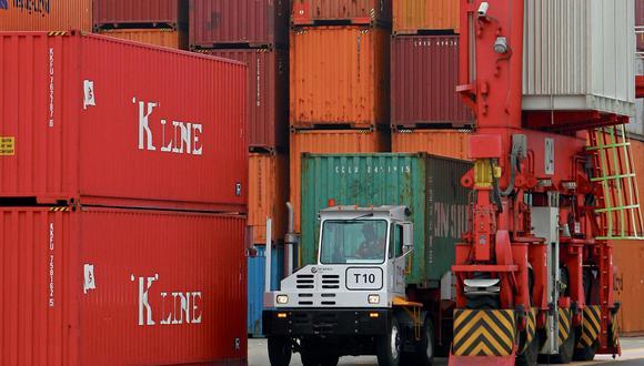 Las exportaciones tradicionales sumaron US$ 2,872 millones. (Foto: GEC)