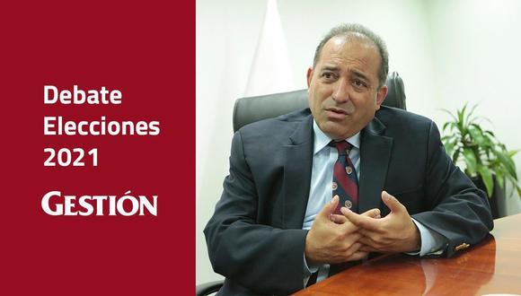 Plan de Gobierno de APP, en la palabra de Daniel Córdova.