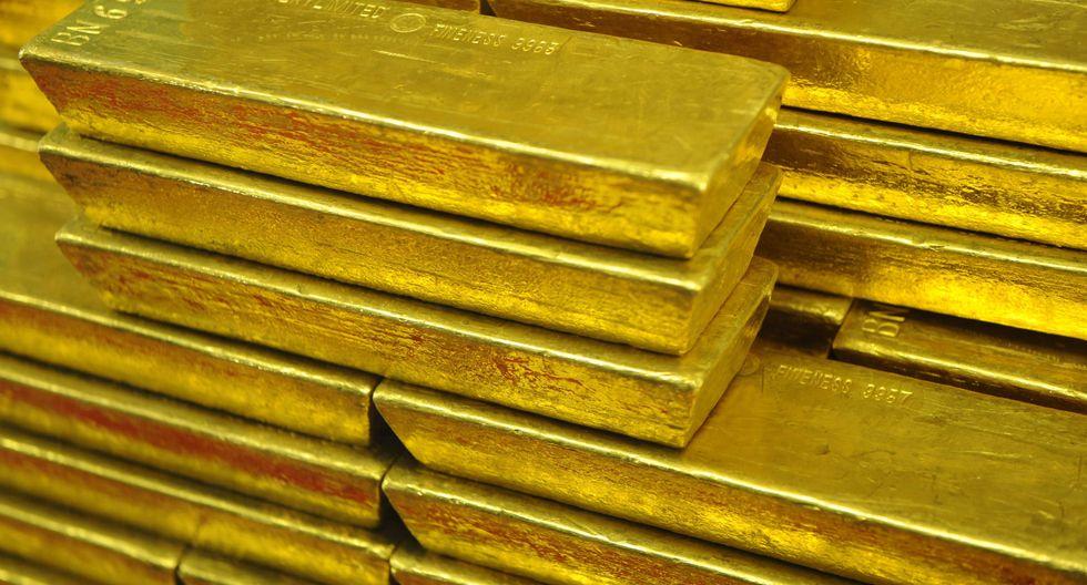 El oro abrió la semana a la baja. (Foto: AFP)