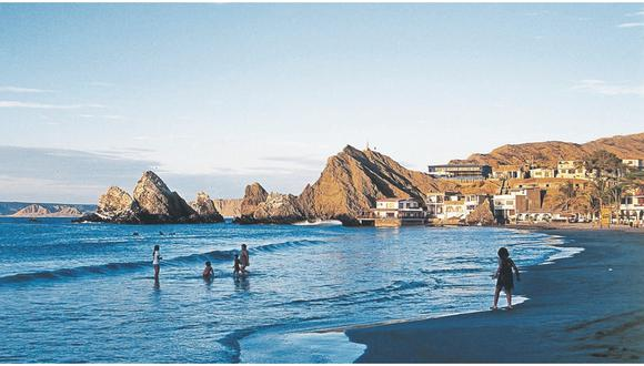 A nivel de turismo interno Piura es uno de los destinos más solicitados. (Foto: GEC)