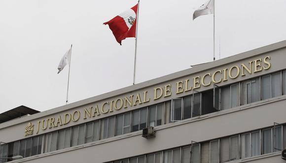 El presidente del JNE, Jorge Luis Salas Arenas, anunció que las audiencias de votos impugnados serán públicas.  (Foto: Andina)