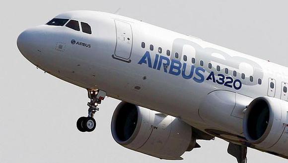 Airbus fabrica las alas de sus aviones en Reino Unido, donde emplea amás de 14,000 personas. (Foto: Reuters)