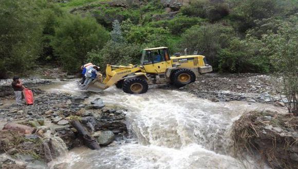 El informe indicó que el fenómeno El Niño del 82-83, 97-98 y 2017 en Perú han afectado, cada uno, entre 500,000 y 1.3 millones de habitantes. (Foto: GEC)