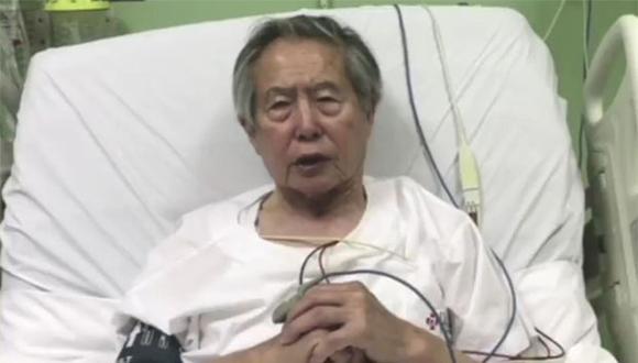 Como se recuerda, sobre el ex presidente Alberto Fujimori pesa una sentencia de 25 años de prisión por su autoría mediata en los casos de Barrios Altos y La Cantuta.(Foto: Agencia Andina)