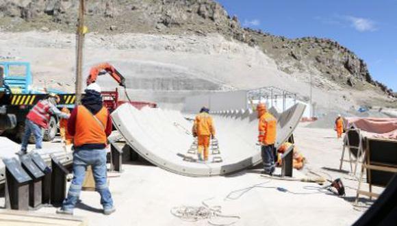 El proyecto Majes Siguas II necesita de la firma de la adenda para continuar (Foto: GEC)