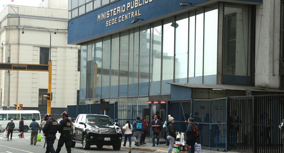 Oposición. Fiscalía preocupada por proyecto de fujimorista Becerril. (Foto: Diana Chávez)
