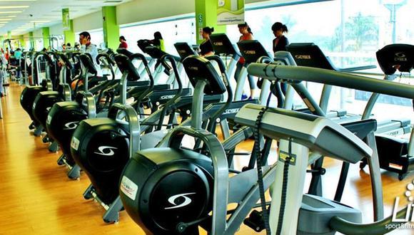 El gimnasio Life que fue cerrado por YTB Fitness se ubicaba en la Av. La Marina al frente del Centro Comercial Plaza San Miguel. (Foto: Facebook Life)