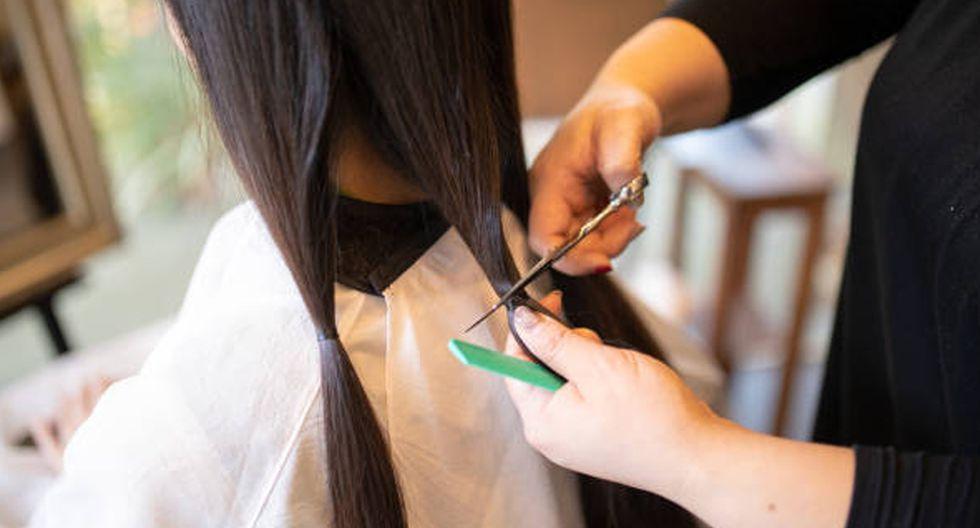 Se reanudarán servicios en peluquerías. (Foto: iStock)