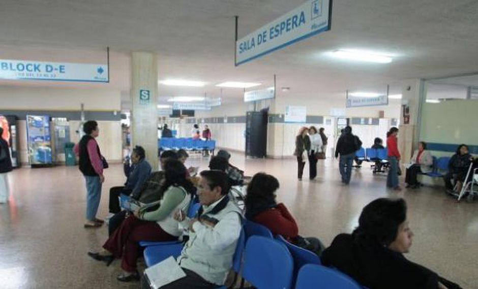 Trabajadores de EsSalud. (Foto: USI)