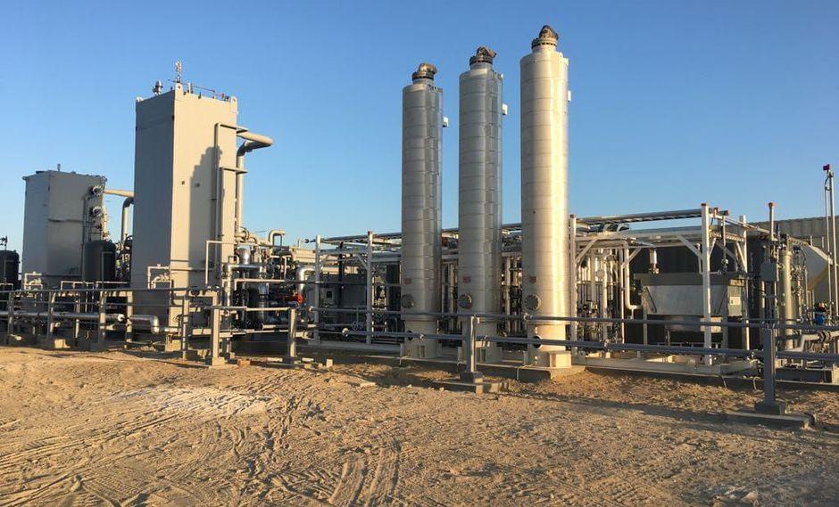 Okra Energy planea ejecutar la construcción de un terminal de importación de GNL. (Foto: Difusión)