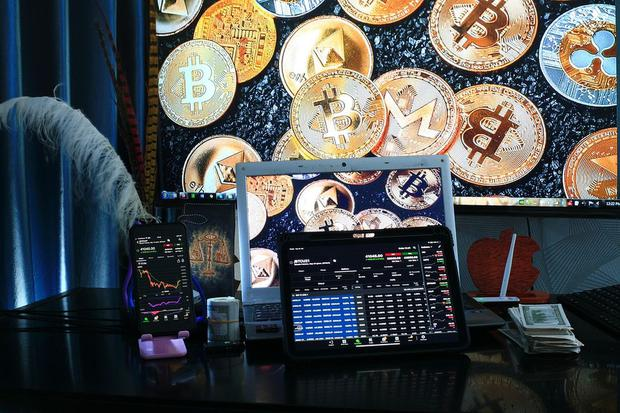 The purchase and sale of cryptocurrencies is obligatorily done through a platform or 'exchange' (Photo: Pixabay)