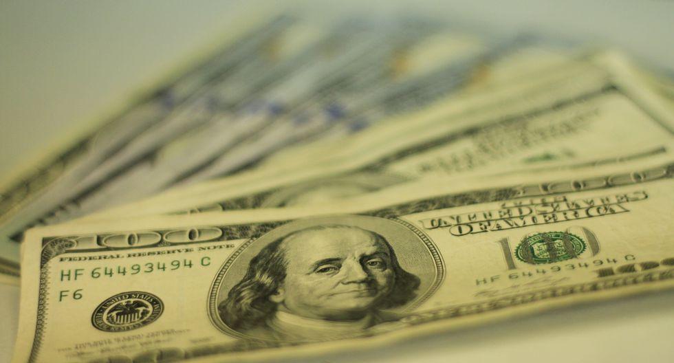 Dólares. (Foto: Difusión)