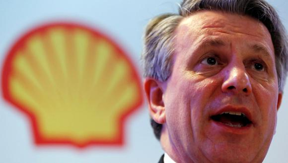 Ben van Beurden, CEO de Shell. (Foto: Reuters)