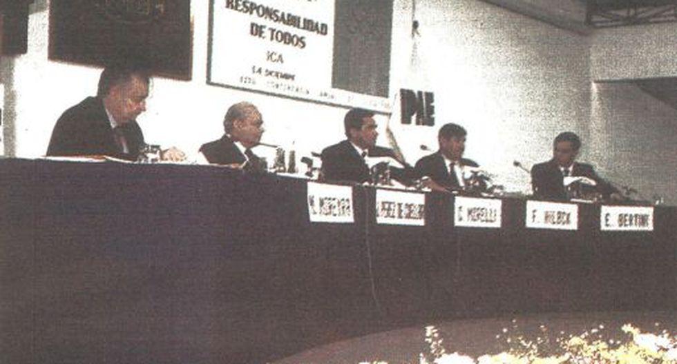 Con la presentación de las propuestas del candidato-presidente Alberto Fujimori, culmina hoy CADE ´94. En la víspera expusieron sus lineamientos Javier Pérez de Cuéllar y Alejandro Toledo.