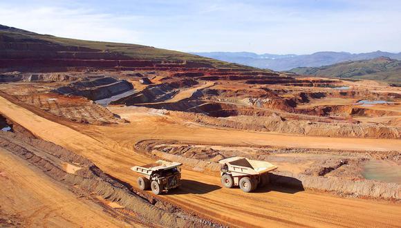 FOTO 3 | Cajamarca quedó en segundo lugar, con 33 toneladas de producción anual de oro..