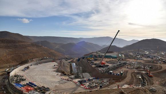 Las inversiones del sector minero se contrajeron 15.5% al sumar US$ 577.6 millones en el primer bimestre del 2021. (Foto: GEC)