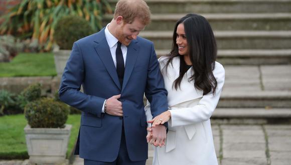 La ceremonia, a donde fueron invitadas 600 personas, se realizará en la capilla de San Jorge en el Castillo Windsor. (Foto: AFP)