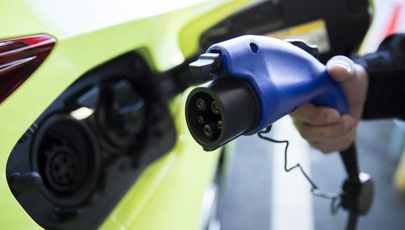 ABB estima que apenas hay menos de 50 unidades de autos 100% eléctricos en Perú. (Tomohiro Ohsumi/Bloomberg)
