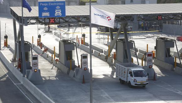 La anulación del contrato de Línea Amarilla tendrá un costo de aproximadamente S/1,520 millones, según estima la Municipalidad Metropolitana de Lima. (Foto: GEC)