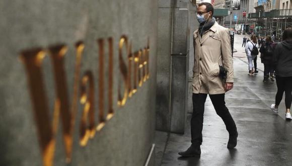 Wall Street. (Foto: Difusión)