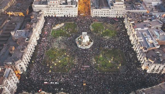 La ONU dijo lamentar que una minoría de manifestantes, al accionar con violencia, desvirtúen el carácter mayoritariamente pacífico de miles de personas que marchan en ejercicio de su derecho a la protesta.