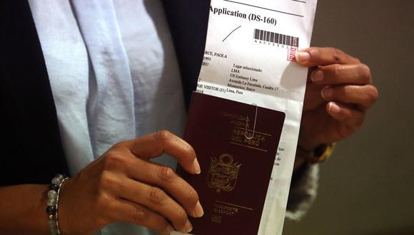 En América del Norte, solo en México –desde el 2012– se admite el ingreso de peruanos sin visa. (Foto: Andina)