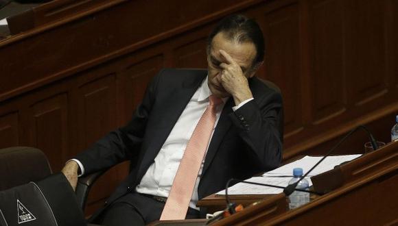 Becerril fue acusado de recibir sobornos para intervenir a favor de la empresa Constructora CRD Filial Perú, a fin de ganar licitaciones. (Foto: GEC)