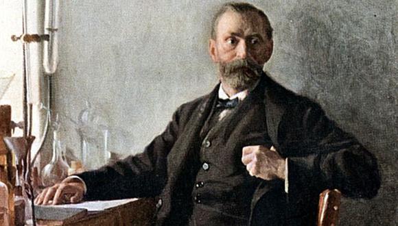 Alfred Bernhard Nobel logró ser recordado por algo más que inventar la dinamita. | Créditos: Getty images