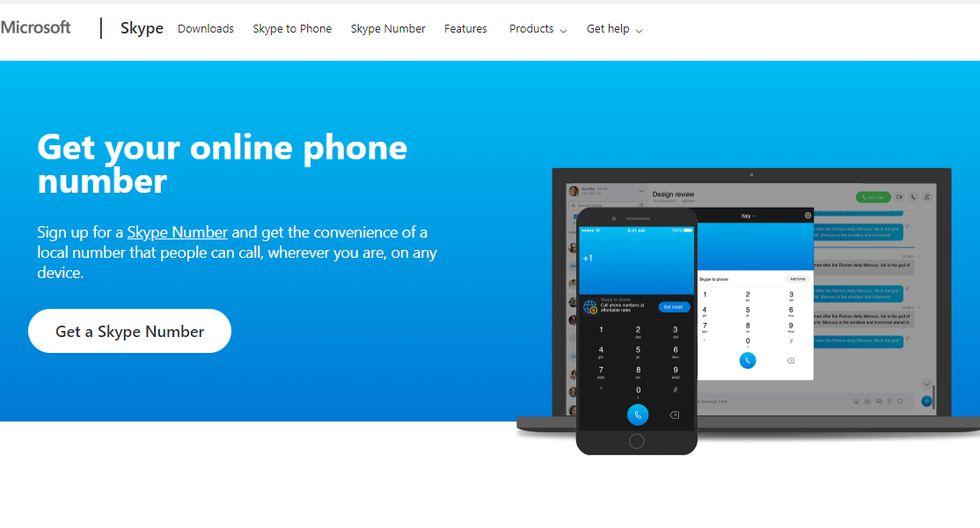 FOTO 17 | 17. Skype NumberComo ya dijimos, Skype es una herramienta básica para reducir costos de comunicación a distancia. Usar un Número Skype te da una forma de contacto directa a tu teléfono que se sincroniza de manera automática con el mensajero instantáneo.