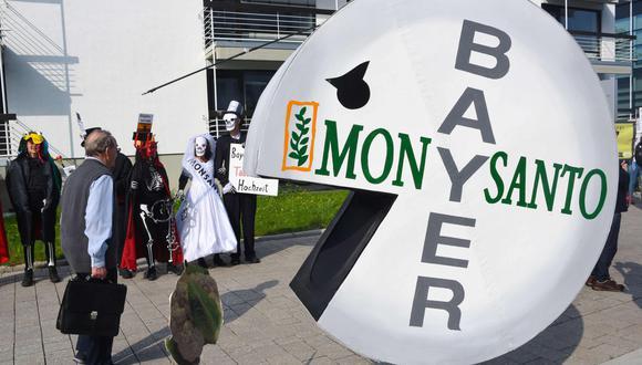 Un tribunal de San Francisco condenó a Monsanto a pagar US$ 290 millones de indemnización a Dewayne Johnson, un jardinero que los culpa del cáncer que padece. (Foto: AFP)