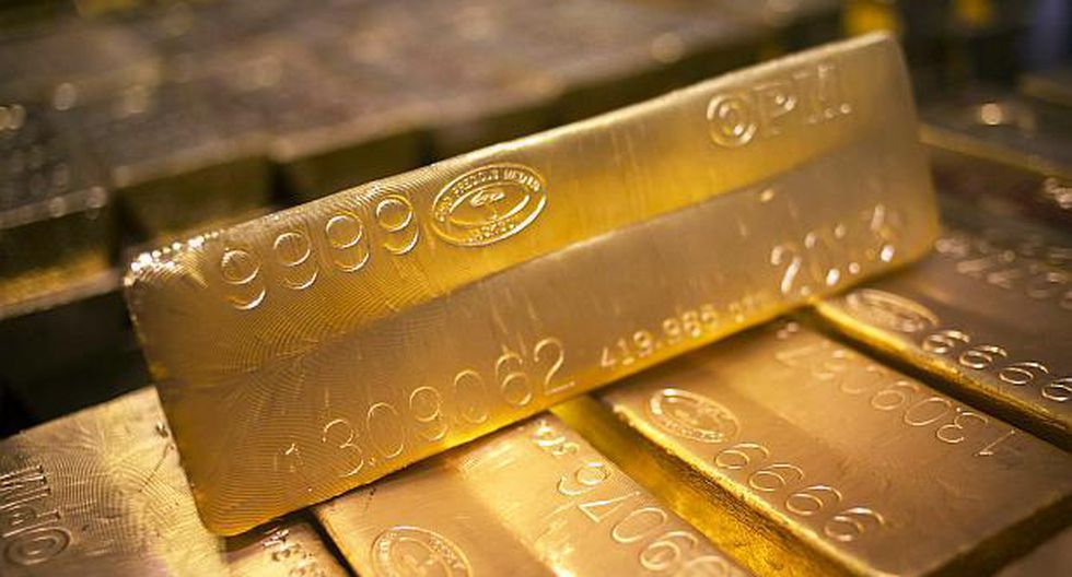 Los futuros del oro en Estados Unidos subían un 0.1% a US$ 1,575.60 la onza. (Foto: Reuters)