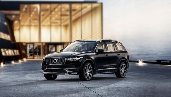 Los SUV de Volvo como el modelo XC90 han gozado de buena demanda en el último año. (Foto: Volvo)