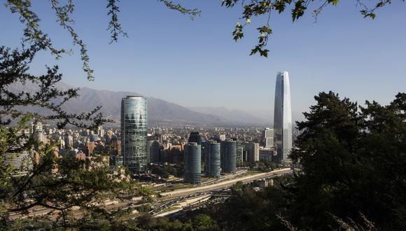En Chile, el país con más renta per cápita de América Latina, el 1% de los hogares de mayores ingresos acapara más de una cuarta parte de la riqueza total. Photographer: Ronald Patrick/Bloomberg