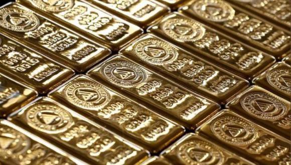 Los futuros del oro en Estados Unidos cotizaban planos en US$1,329.4 la onza este miércoles.(Foto: Reuters)