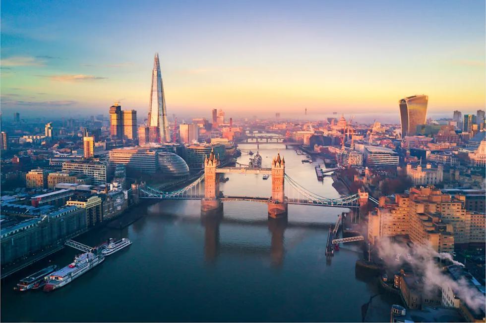 Según 'The Economist', Londres es la decimoquinta ciudad más segura del mundo. Su estudio le otorga una puntuación de 77,2 y destaca su buena nota en sanidad. (Foto: Getty Images).