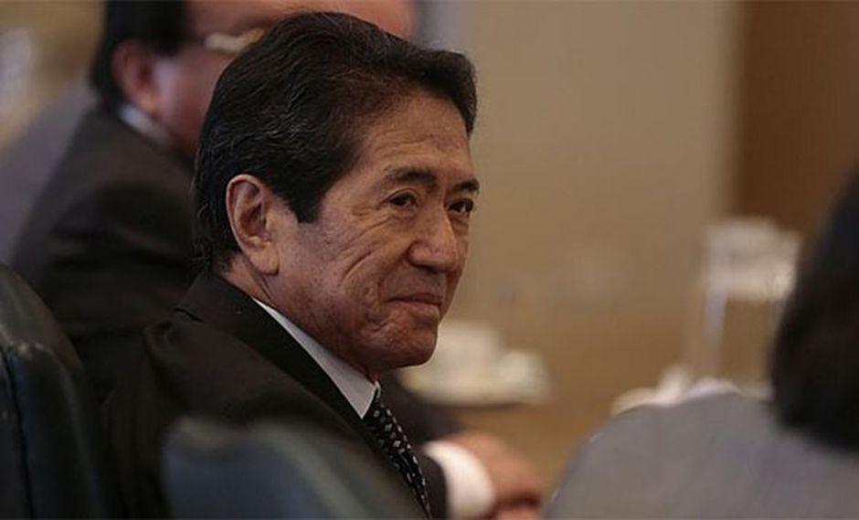 Jaime Yoshiyama se encuentra en Estados Unidos y tiene una orden de captura para que cumpla 36 meses de prisión preventiva. (Foto: GEC)