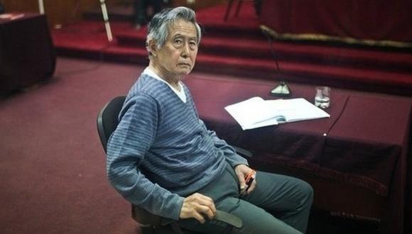 Alberto Fujimori podría ser juzgado por el caso esterilizaciones forzadas. (Foto: GEC)
