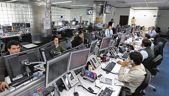 Restricciones. Ante retiros de dinero, AFP y fondos mutuos tienen limitantes para demandar bonos de las compañías. (Foto: GEC)