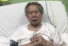 Alberto Fujimori en cuidados intensivos tras sufrir una fibrilación auricular