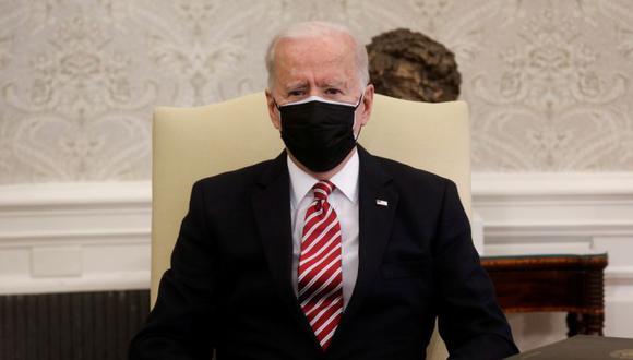 Imagen del presidente de Estados Unidos, Joe Biden. (REUTERS/Leah Millis).