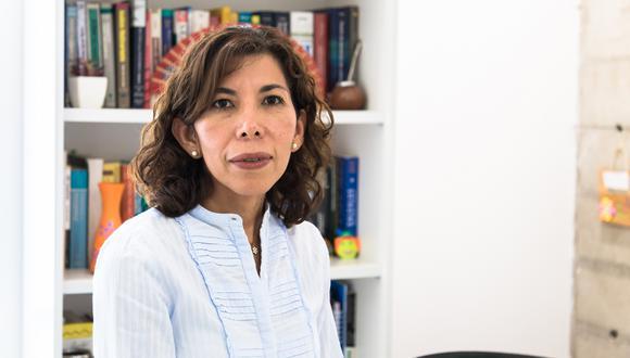 Isabel González, docente de la Facultad de Ingeniería de la Universidad de Piura. (Foto: Difusión)