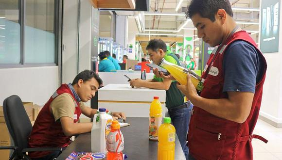 Indecopi realizó las visitas de inspección en los supermercados entreel 17 y 24 de junio. (Foto: GEC)