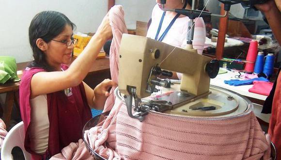 Sector textil (Foto: Adex).