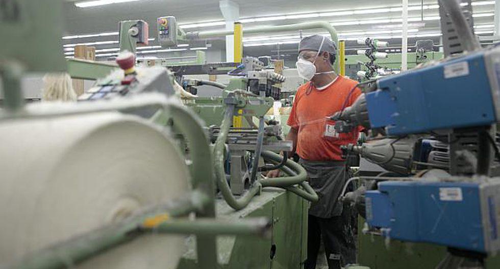 La manufacturaprimaria avanzó en 10.7% en el primer semestre. (Foto: USI)