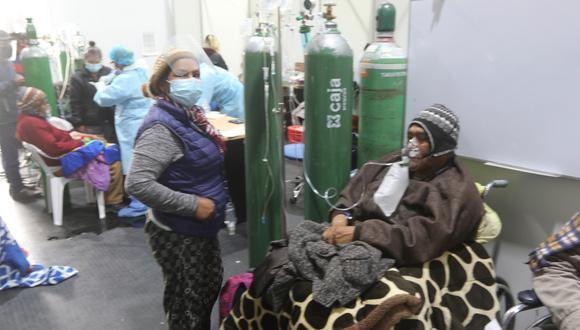 Ya son tres los casos de contagio con variante Delta (Foto referencial GEC)