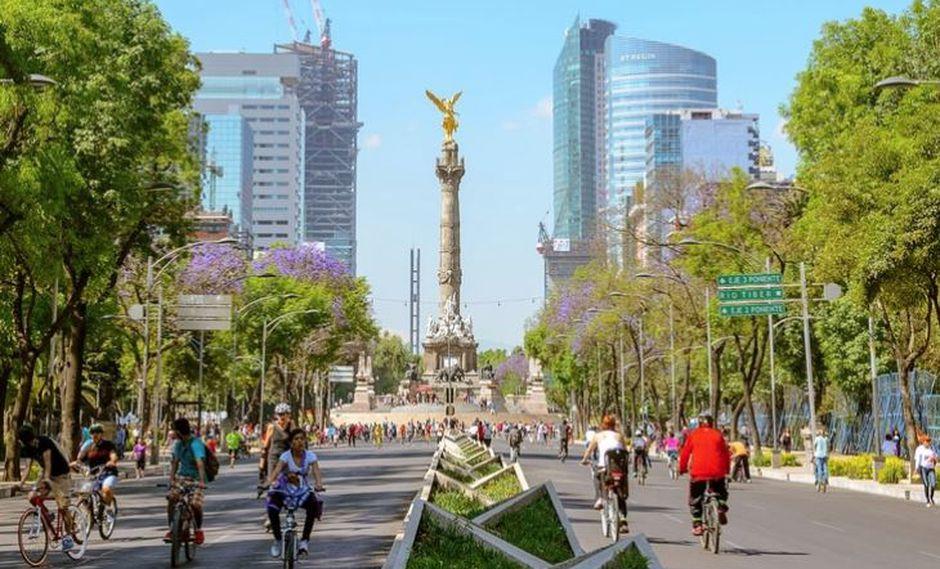 Los alquileres más costosos de la región están en la ciudad de México (Shutterstock)