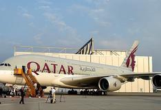 Qatar Airways recibe US$ 2,000 millones de ayuda pública