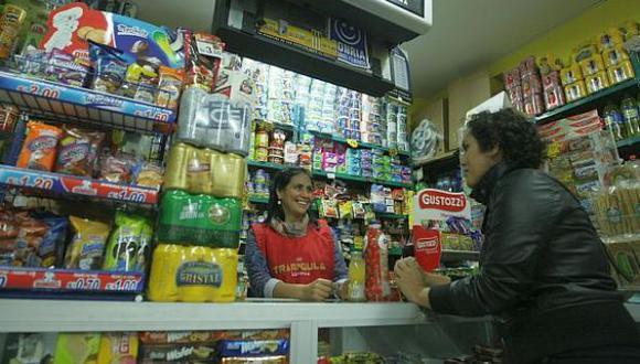 Solo en Lima funcionan unas 150,000 bodegas, que representan el 30 o 40% de las unidades del país.